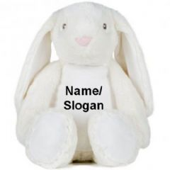 Personalised Zippie Bunny Rabbit